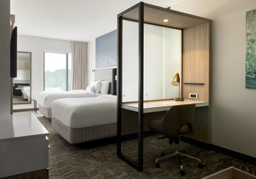 SpringHill Suites by Marriott Tampa North Land O' Lakes