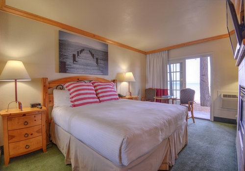 The Beach Retreat & Lodge at Lake Tahoe