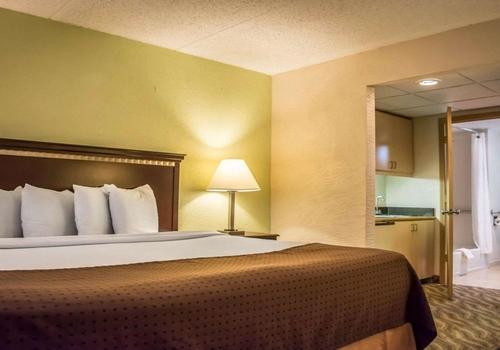 Quality Inn & Suites Tampa – Brandon near Casino