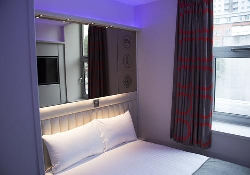 Tune Hotel - Westminster, London - groople