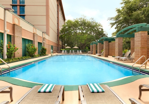 Embassy Suites by Hilton Tampa USF Near Busch Gardens