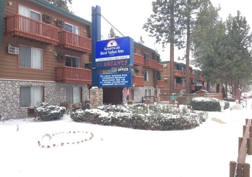 Americas Best Value Inn – Casino Center Lake Tahoe