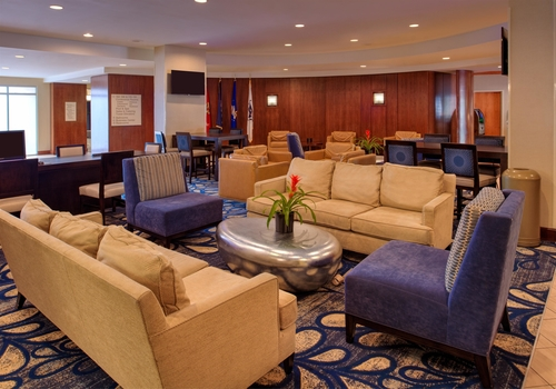 DoubleTree by Hilton Hotel Tampa Airport – Westshore