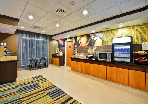Fairfield Inn & Suites Tampa Fairgrounds/Casino