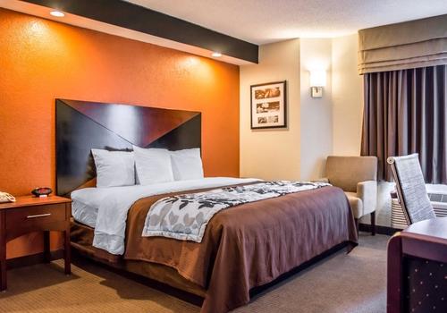 Sleep Inn near Bush Gardens – USF