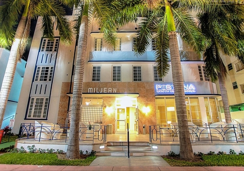Pestana South Beach Art Deco Hotel